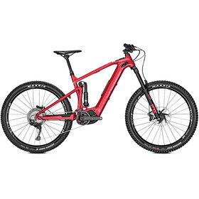 FOCUS Sam² 6.8 E-MTB Full Suspension red